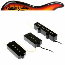 "LINDY FRALIN ""SPLIT COIL"" PICKUPS FOR PRECISION/JAZZ BASS  +10% BRIDGE (LF45006)"