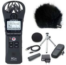 Zoom h1n Portable Recorder + aph1n Accessoires + Vent