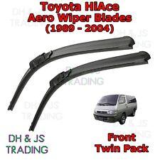 "Toyota Hiace MK4 Van 21/""//21/"" HD Trade Spoiler Front Wiper Blades"