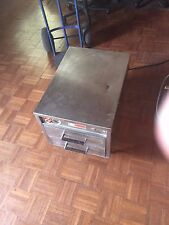 Henny Penny Model No. HC-930 Two Drawer Heated Holding Cabinet Used Good Shape