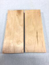 Black Cherry Wood Knife Handle Blanks Scales Gun Grip Exotic Lumber