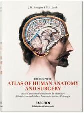 Bourgery: Atlas of Human Anatomy and Surgery [New Book] Hardcover