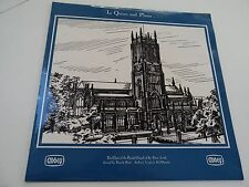 """'IN QUIRES AND PLACES .' THE CHOIR OF ST.PETERS , LEEDS.12"""" 33rpm LP Record ."""