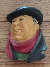Bossons Heads Hand Painted TONY WELLER Charles Dickens Series Copyright 1964