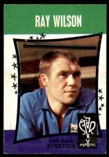 A&BC Star Players 1967 - Ray Wilson - Everton No. 17