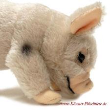 Kösener Minischwein #0950 - Plüschtier zum Kuscheln, Spielen - einfach drollig!