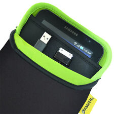 Amzer Neoprene Sleeve 7.5 - 8 inch Case Cover With Pocket Kindle Fire iPad Mini