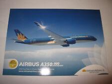 Vietnam Airlines A350 900 Airways AK Ansichtskarte Postkarte