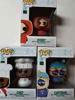 South Park Funko Pop Figures Brand New -YOU PICK FROM LIST
