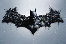 Batman Origins - Arkham Bats Poster Print, 36x24