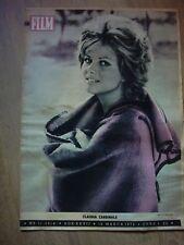 CLAUDIA CARDINALE on  cover archive Film 11/72 Polish magazine