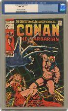 Conan the Barbarian #4 CGC 9.2 1971 0007909003
