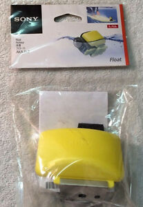 SONY AKA-FL2 FLOTATION FLOAT DEVICE ACTION CAM FLOATIE AKAFL2 CAMERA SAVER H2O
