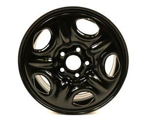 "NEW OEM Ford 16"" x 6"" Black Steel Wheel Rim 6F2Z-1007-L Freestar Monterey 04-07"
