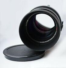 Carl Zeiss Jena MC f/2.8 180mm Sonnar 6x6 MF Pentax 67 mount + Canon EF