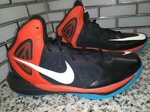 NIKE PRIME HYPE DF SIZE 11 BASKETBALL SHOE: 683705 004