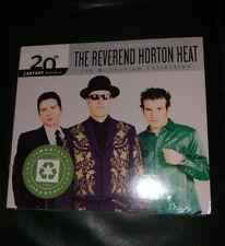 REVEREND HORTON HEAT - Best Of Reverend Horton Heat - 20th Century Masters: New