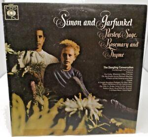 "Simon &Garfunkel ""Parsley, Sage, Rosemary and Thyme"" LP"