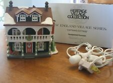 Dept 56 Captains Cottage 1990 #5947-1 New England Village Series