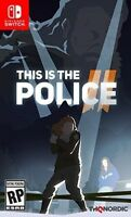 This is the Police 2 for Nintendo Switch [New Switch]