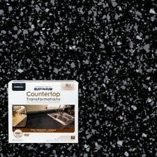 Rust-Oleum Transformations 48 oz. Charcoal Small Countertop Kit Kitchen Indoor