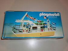 Playmobil klicky 3540 cintia Boot barco Sport bote pescador OVP