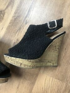 New Look Wedges Size 5