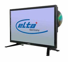 """Elta LED TV 18,5 """" 47cm DVD Player HD Triple Tuner TV Téléviseur à Écran Plat"""