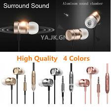 BASS IN EAR EARBUD HEADPHONE EARPHONES SPORT HEADSET HANDS-FREE FOR MOBILE PHONE