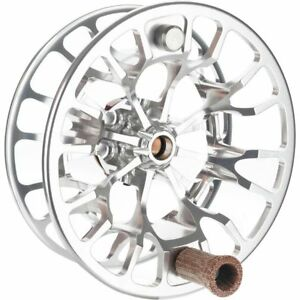 SPARE SPOOL FOR NEW ROSS ANIMAS 5/6 FLY REEL IN PLATINUM COLOR 5-6 WEIGHT ROD