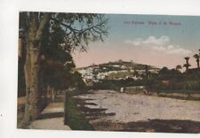Las Palmas Vista a St Roque Spain Vintage Postcard 679b