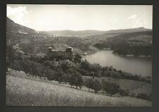 AD8646 Trento - Provincia - Cles - Il Castello con il lago