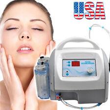 USA 2-5 Day Oxygen Water Spray Jet Peel Hydro Exfoliating Facial Skin Spa Tank