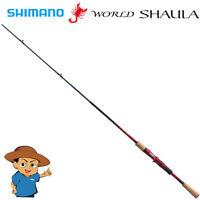 Shimano WORLD SHAULA 15101F-3 fishing baitcasting rod 2018 model from JAPAN