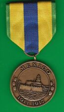 US MEXICAN SERVICE NAVY MEDAL