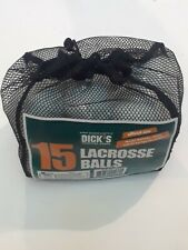 Lacrosse Balls New 12 Pack official size ncaa