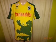 """TSV 1860 München Original erima Ausweich Trikot 2008/09 """"trenkwalder"""" Gr.M"""