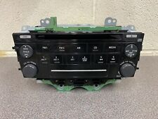 Mazda 6 car radio stereo Head Unit CD Mp3 player Original Oem Manufacturer Gr4b