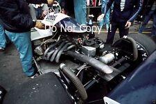 NELSON PIQUET BRABHAM BT50 BELGIAN GRAND PRIX 1982 FOTO 2