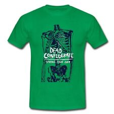DEAD CONFEDERATE SPRING TOUR 2013 Grunge Band Green T-shirt S M L XL 2XL