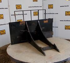 Skid Steer Stump Splitter Stump Shear