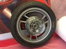Suzuki GSXR400, GSXR 400, Front Wheel, Complete, Came From A 1985, GK71B Model.