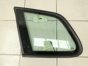 fixe Vitre latérale Disque gauche arrière pour VW Touareg 7P 10-14 123TKM!!