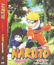 DVD ANIME NARUTO Vol.1-220 ~ENGLISH VERSION~ Region All  BOX 1 + FREE EXPRESS UK