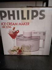 Eiscreme Maschine von Philips