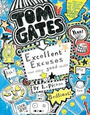 Tom Gates: Excellent Excuses (and Other Good Stuff) by Liz Pichon (Hardback, 2015)