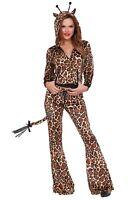 Women's Costume Giraffe