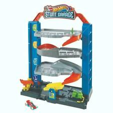 Hot Wheels Stunt Garage City Robo Beasts Pack Set Build