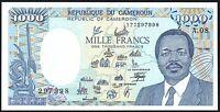 1990 Cameroun 1000 Francs Banknote * 175297998 * UNC * P-26b *
