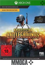 Xbox One - PLAYERUNKNOWN'S BATTLEGROUNDS Key - Microsoft Download Code EU/DE